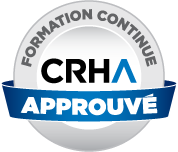 Formations approuvées CRHA